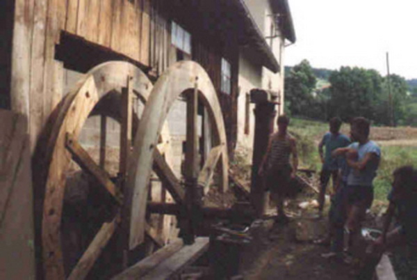 construction roue 1994 Mandray